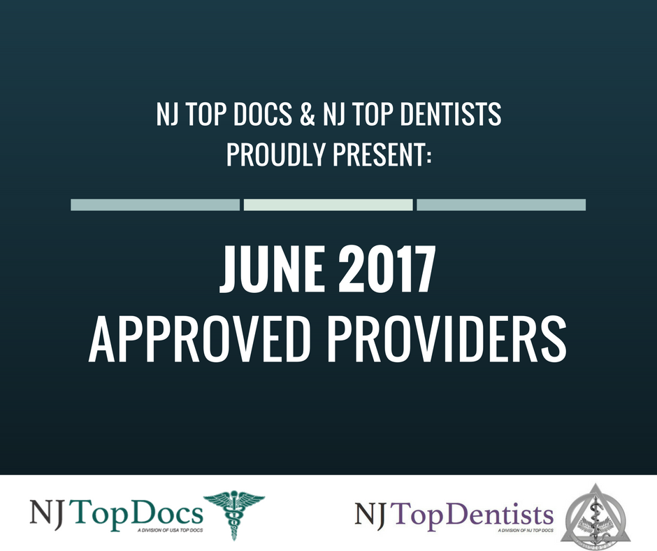 June Approved Providers