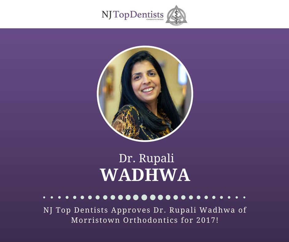 Dr. Rupali Wadhwa