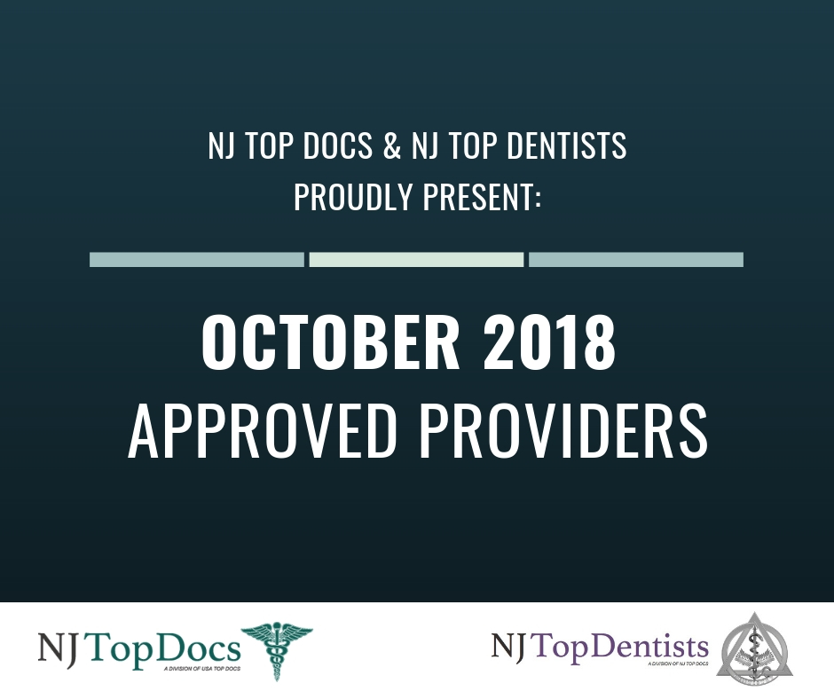 NJ Top Docs - October 2018