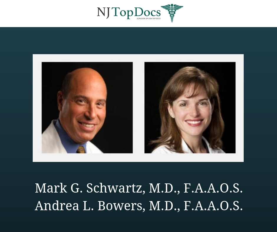 NJ Top Docs Presents Burlington County Orthopaedic Specialists For 2018