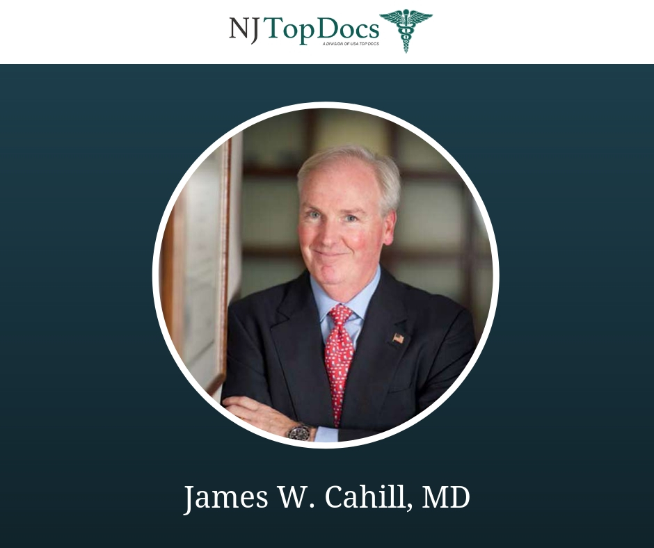 James W. Cahill, MD