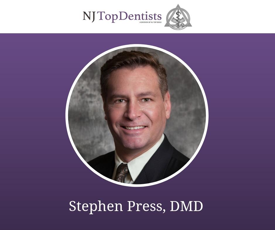 Stephen Press, DMD