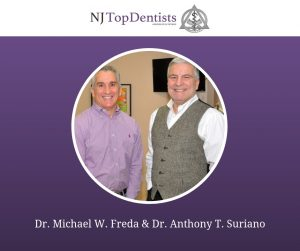 Dr. Michael W. Freda and Dr. Anthony T. Suriano
