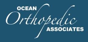 Ocean Orthopedic Associates in Toms River NJ, Old Bridge  NJ