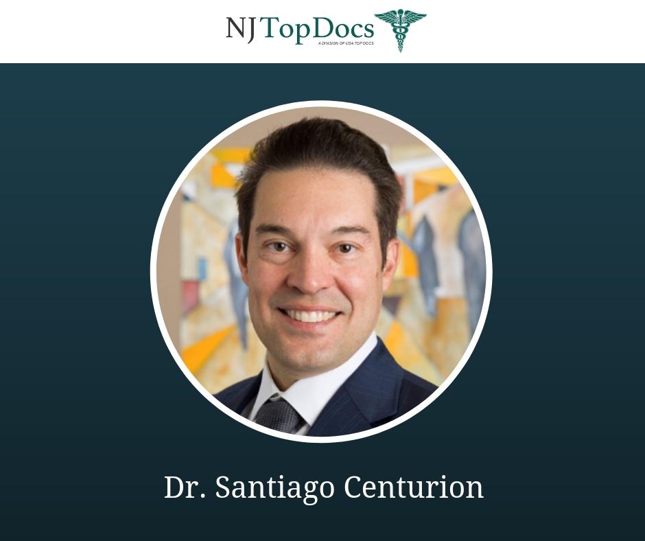 Dr. Santiago Centurion