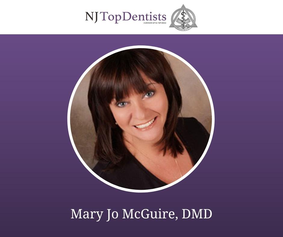 Mary Jo McGuire, DMD