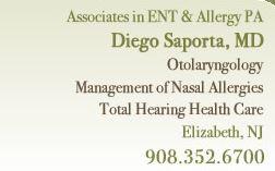 Associates in ENT & Allergy in Elizabeth