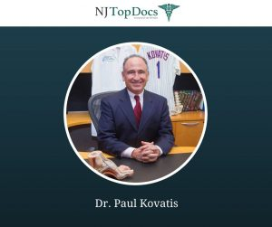 Orthopedic Foot & Ankle Specialist, Dr. Paul Kovatis Named 2019 NJ Top Doc