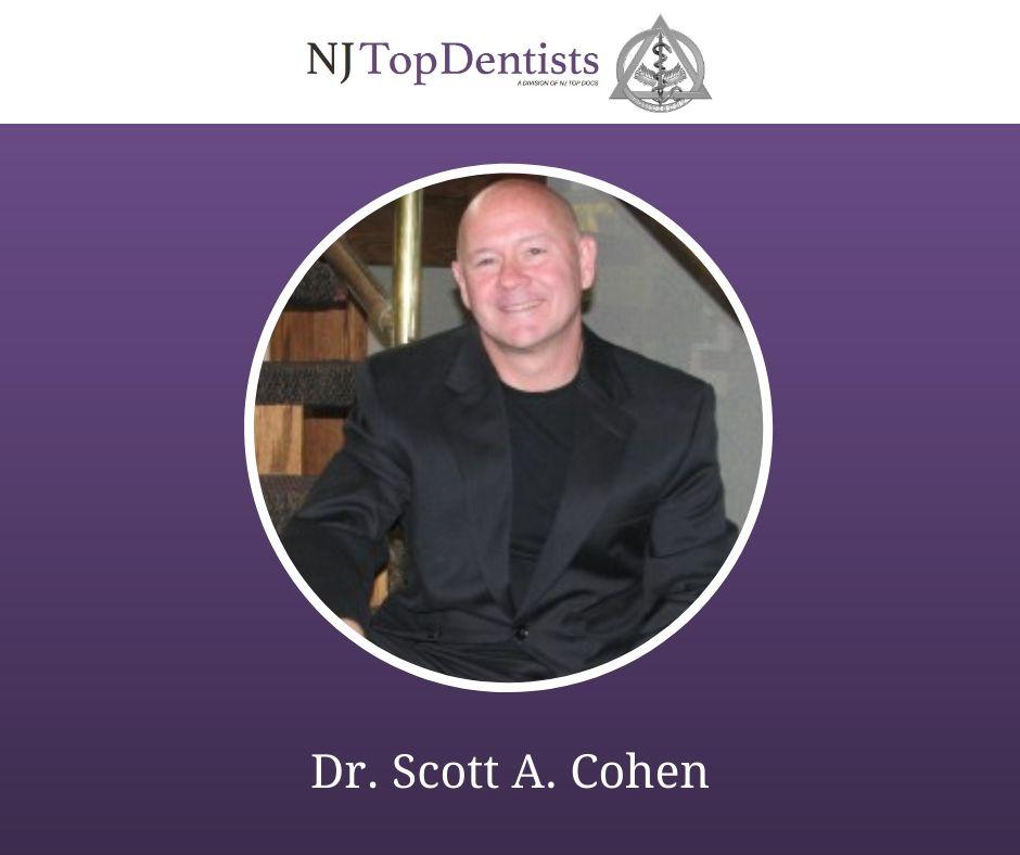 Dr. Scott A. Cohen