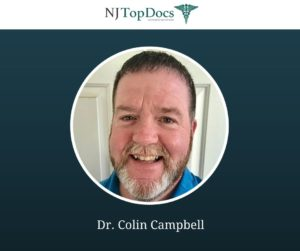 NJ Top Doc, Dr. Colin Campbell Announces New Practice Name and New Location for 2020