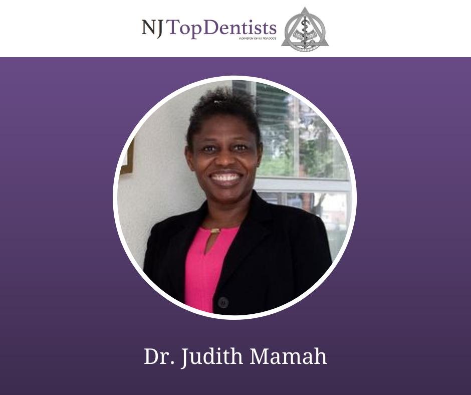 Dr. Judith Mamah