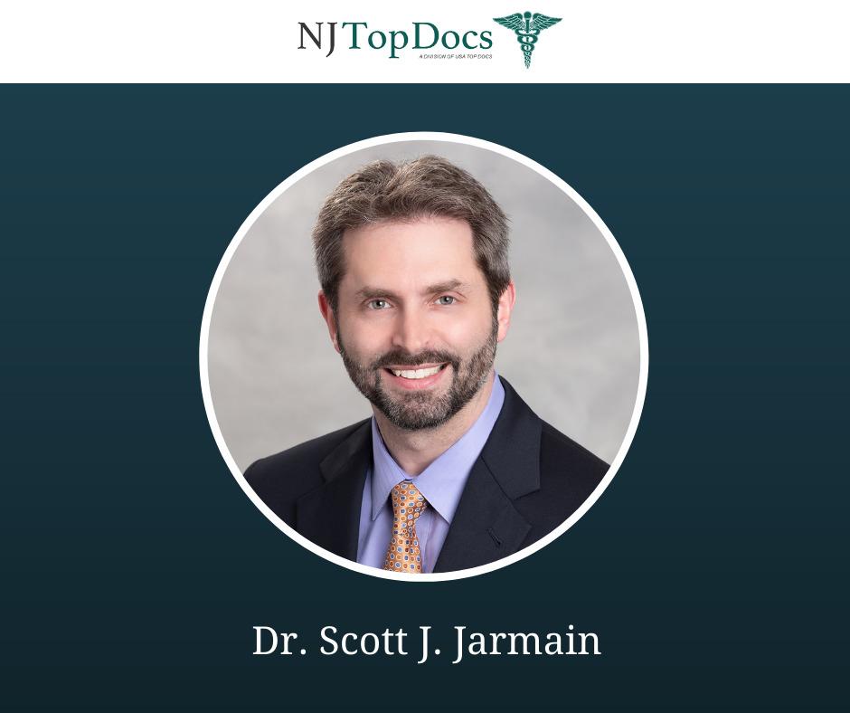 Dr. Scott J. Jarmain