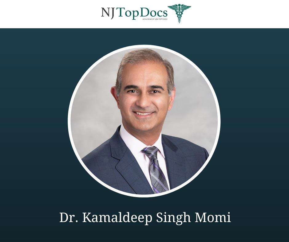 Dr. Kamaldeep Singh Momi