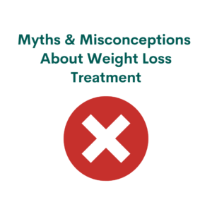 Myths & Misconceptions About Weight Loss Treatment