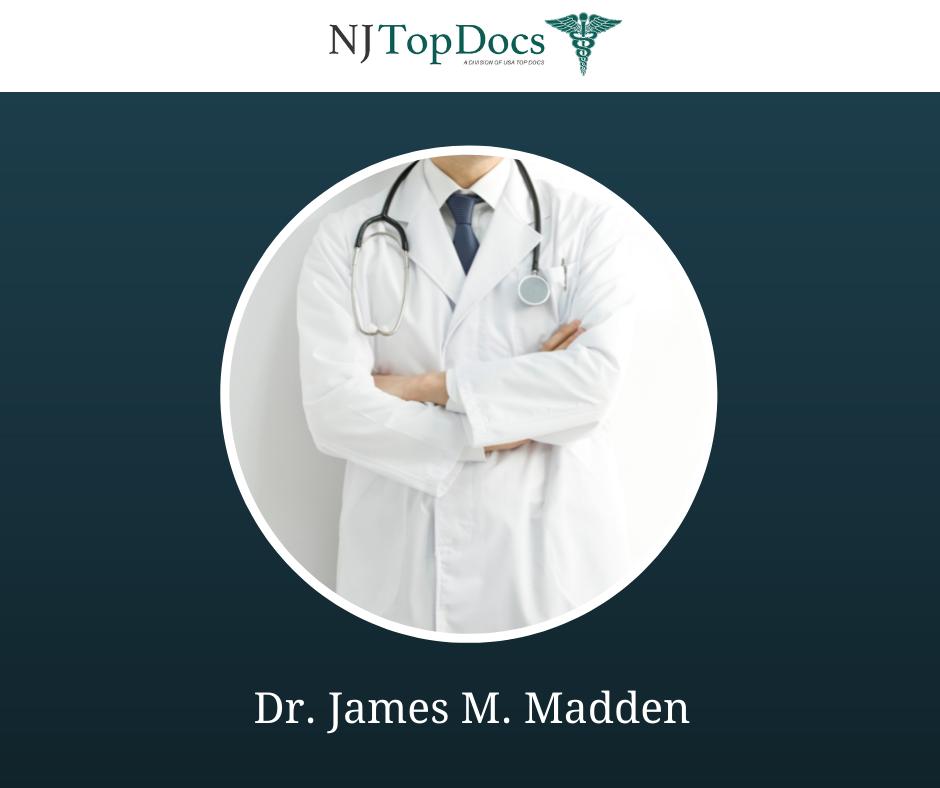 Dr. James M. Madden