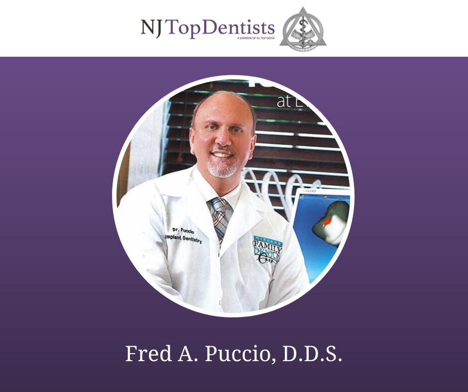 Dr. Fred A. Puccio